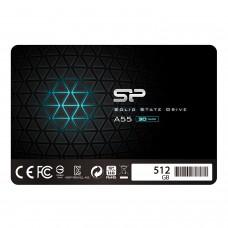 "Disco duro de estado sólido Silicon Power 512GB SSD SATA III 2.5"" 7mm (0.28"") para Laptop"