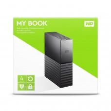 Disco duro Western Digital externo USB3.0 4TB My Book WDBBGB0040HBK-NESN