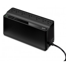 APC Back-UPS BE600M1, 600VA, 120V,1 USB charging port